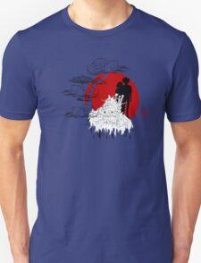 Janapese Castle Unisex T-Shirt