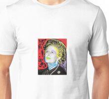 Margaret Thatcher Pop Art Unisex T-Shirt