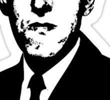 H.P. Lovecraft Portrait Sticker