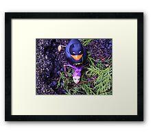 Adventures Of Bat-duck - Decapitation Scene Framed Print