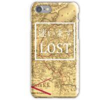 Let's get Lost together iPhone Case/Skin