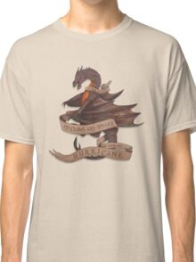 Smaug the Terrible Classic T-Shirt