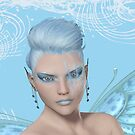 Ice Fae by LoneAngel