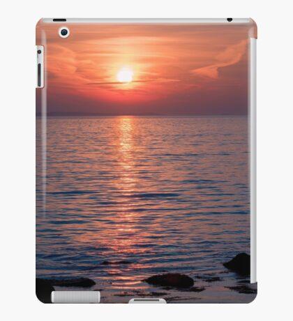 Scenic Setting iPad Case/Skin