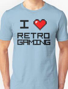 I <3 Retro Gaming T-Shirt