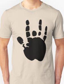 Black Grateful Dead Jerry Garcia Hand funny nerd geek geeky T-Shirt