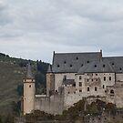 Vianden Castle by Johannes Valkama