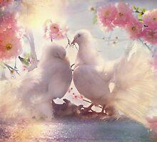 At the beginning of feelings ... by kindangel