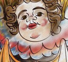 Portuguese Baroque Sticker