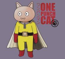 One Punch-Cat Kids Tee
