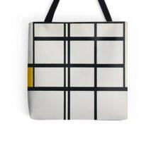 Piet Mondrian, Dutch, Title Composition in Y Tote Bag