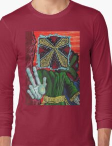 Ancient Visitors Long Sleeve T-Shirt