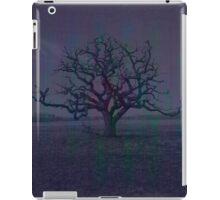 Lonely Dark Tree iPad Case/Skin