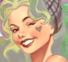 Ivette(Holo) cs:go pinups Sticker