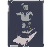 Run Run ECTO-1 iPad Case/Skin