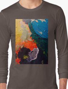 El Niño Abstract  Long Sleeve T-Shirt