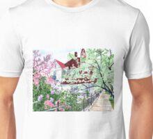 Eureka Springs Springtime Unisex T-Shirt