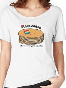 Pan-cakes! Women's Relaxed Fit T-Shirt