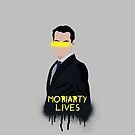 Moriarty Lives by saniday