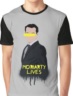 Moriarty Lives Graphic T-Shirt