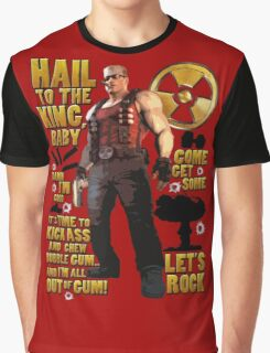 Duke Nukem Graphic T-Shirt