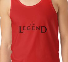 I am Legend Tank Top