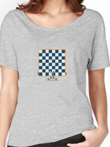 Character Building - Chessboarder Women's Relaxed Fit T-Shirt