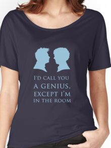 I'd Call You A Genius II Women's Relaxed Fit T-Shirt