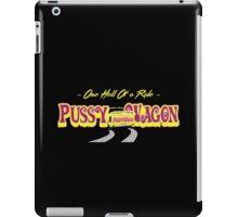 Pussy Wagon - Ride Bright iPad Case/Skin