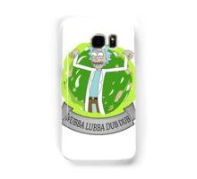 Wubba Lubba Dub Dub Samsung Galaxy Case/Skin