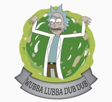 Wubba Lubba Dub Dub by rick-and-morty