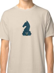 Character Building - Chessboarder Classic T-Shirt