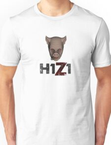 H1Z1 Cigar Hog Mask Unisex T-Shirt