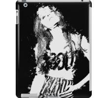 Sketchy Rebel iPad Case/Skin
