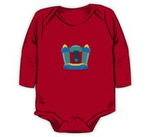 Character Building - Bouncy Castle One Piece - Long Sleeve