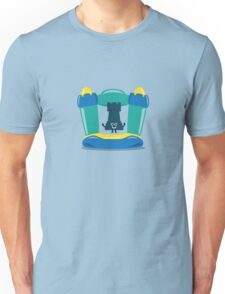Character Building - Bouncy Castle Unisex T-Shirt