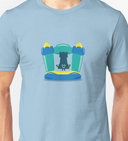Character Building - Bouncy Castle Unisex T-Shirt