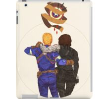 Until The End of The Line  iPad Case/Skin