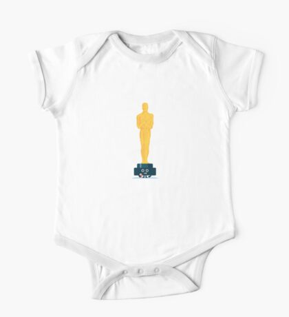 Character Building - Oscar Noms One Piece - Short Sleeve