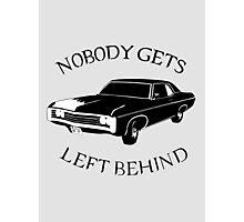 Impala - Nobody Gets Left Behind Photographic Print