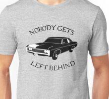 Impala - Nobody Gets Left Behind Unisex T-Shirt