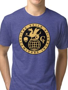 The Venture Brothers - Guild of Calamitous Intent Tri-blend T-Shirt