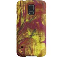 Gold Rush Samsung Galaxy Case/Skin