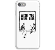 Awesome Drunk Party Time Beer Vintage iPhone Case/Skin