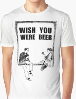 Awesome Drunk Party Time Beer Vintage Graphic T-Shirt