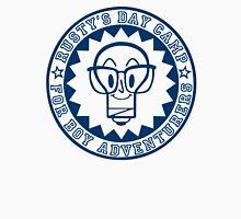 Rusty Venture Day Camp for Boy Adventurers Unisex T-Shirt