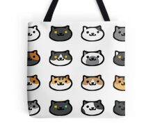 Neko Atsume Tote Bag