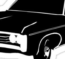 Chevy Impala Sticker