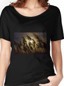 Golden Grass Women's Relaxed Fit T-Shirt
