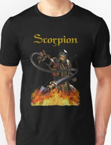 Mortal Kombat - Scorpion T-Shirt